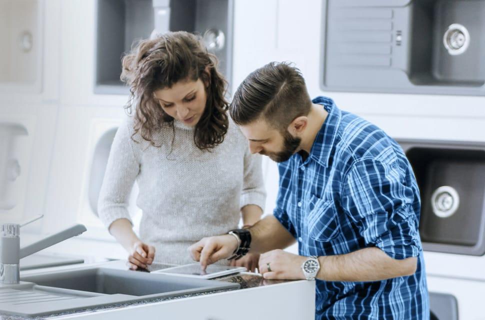 Planung von Küchenausstattung