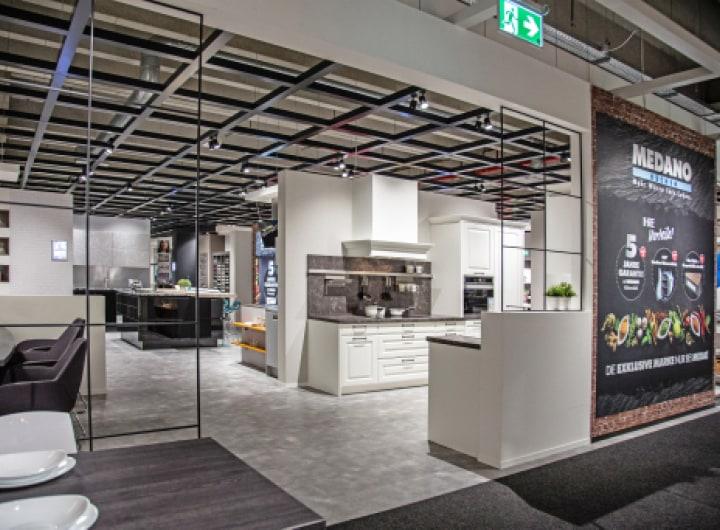 Austellungsküchen im Küchenstudio Berlin