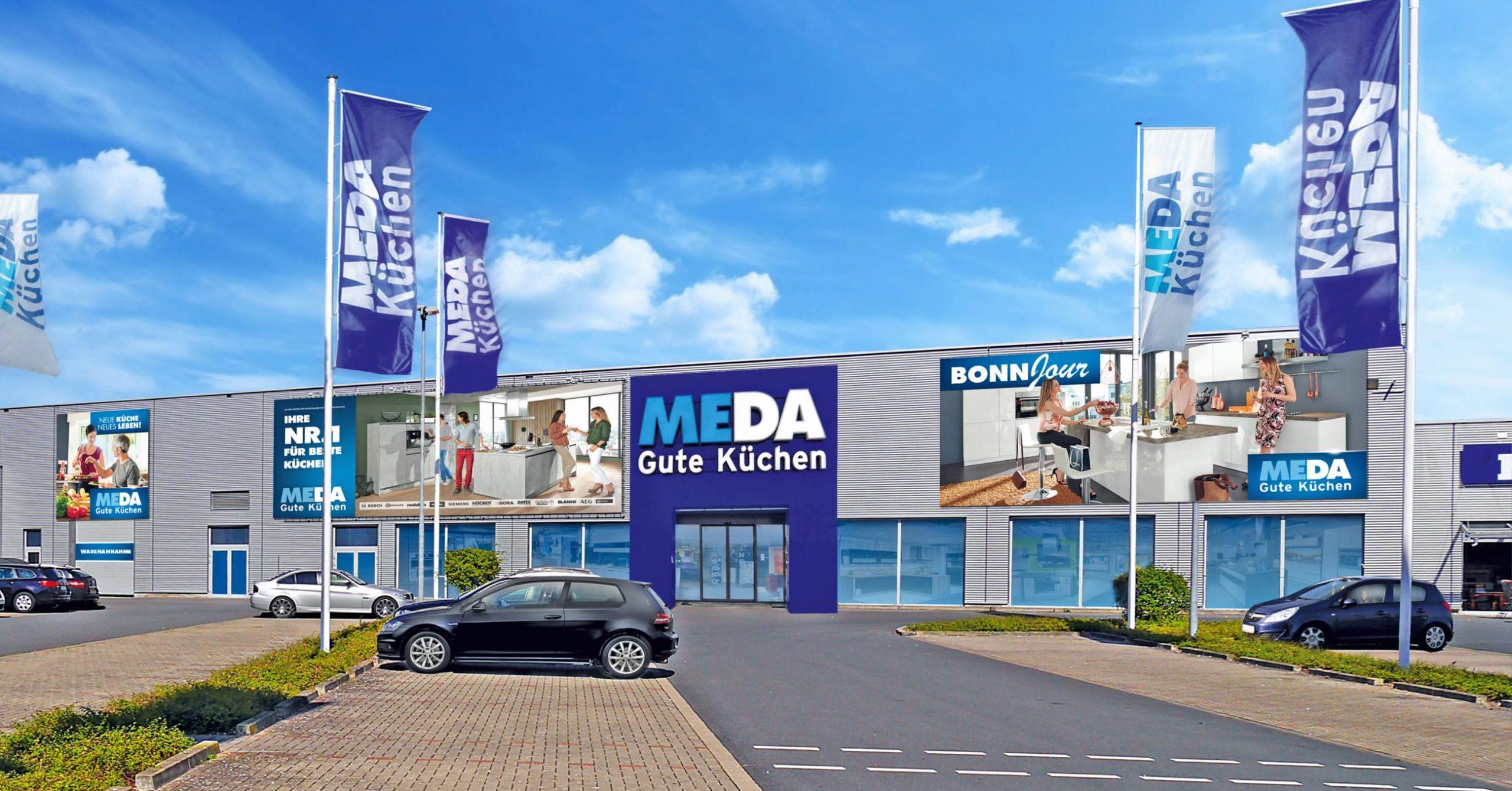 Küchenstudio Bonn von MEDA
