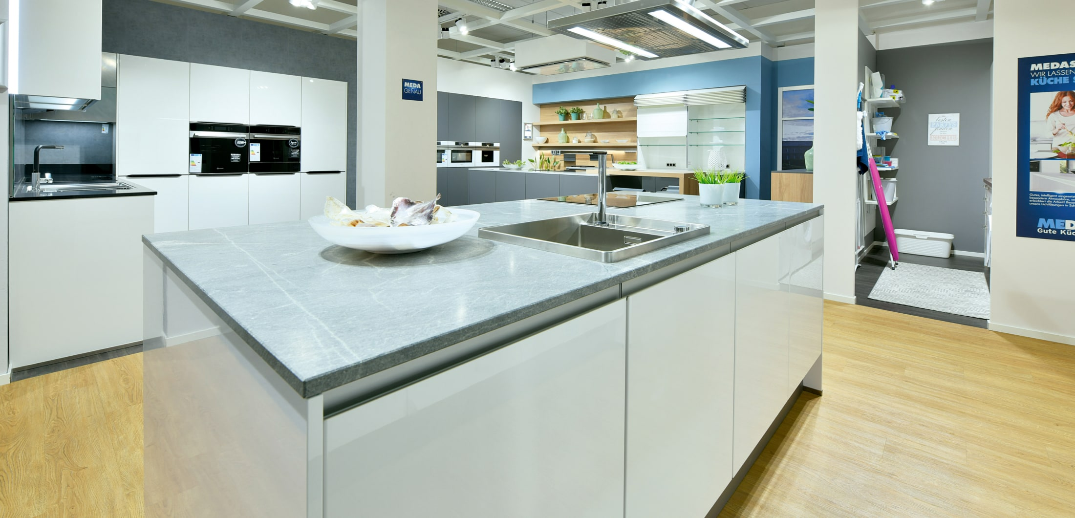 Ausstellungsküche in Ihrem MEDA Küchenstudio Bonn