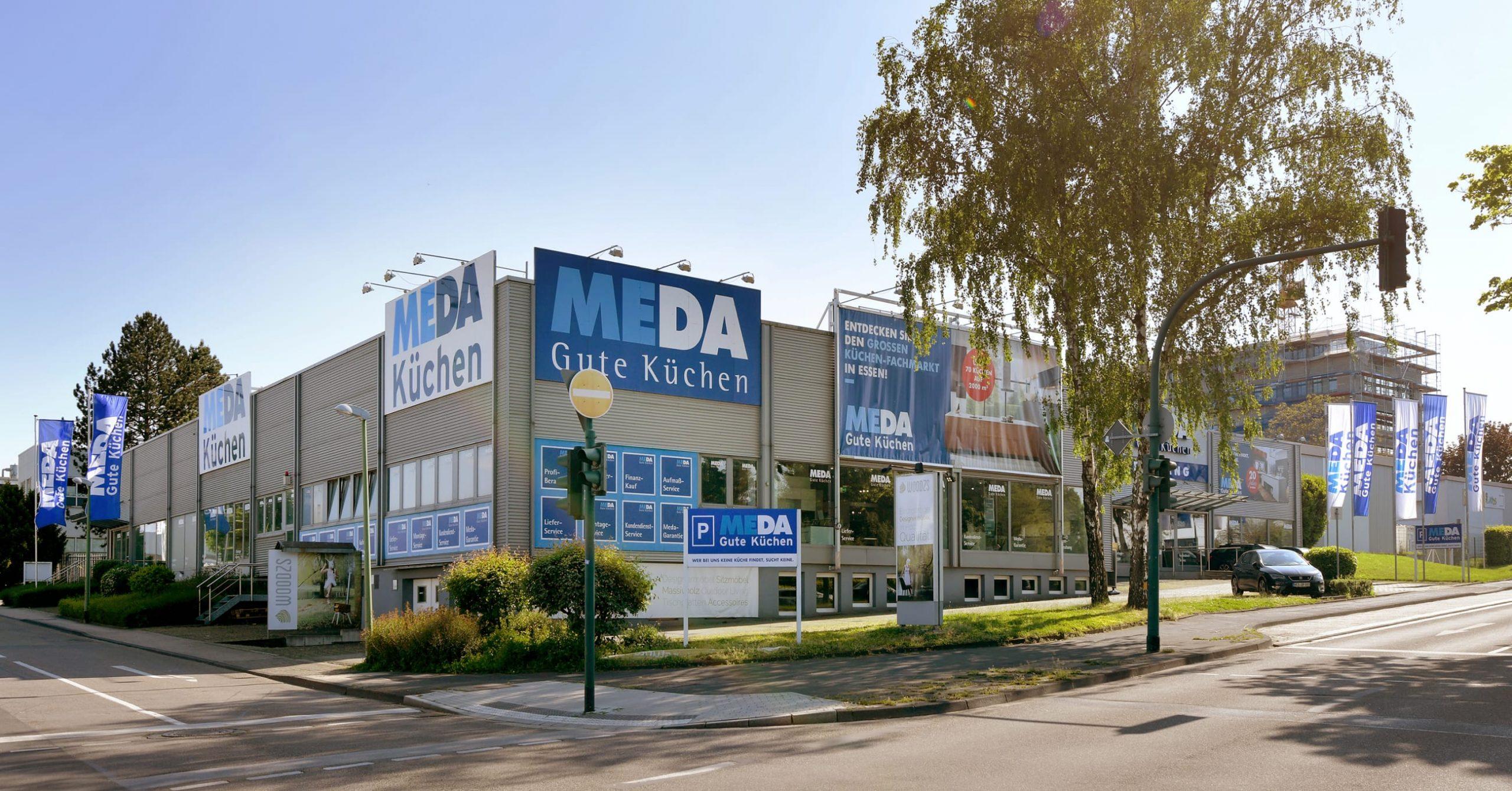 MEDA Filiale in Essen