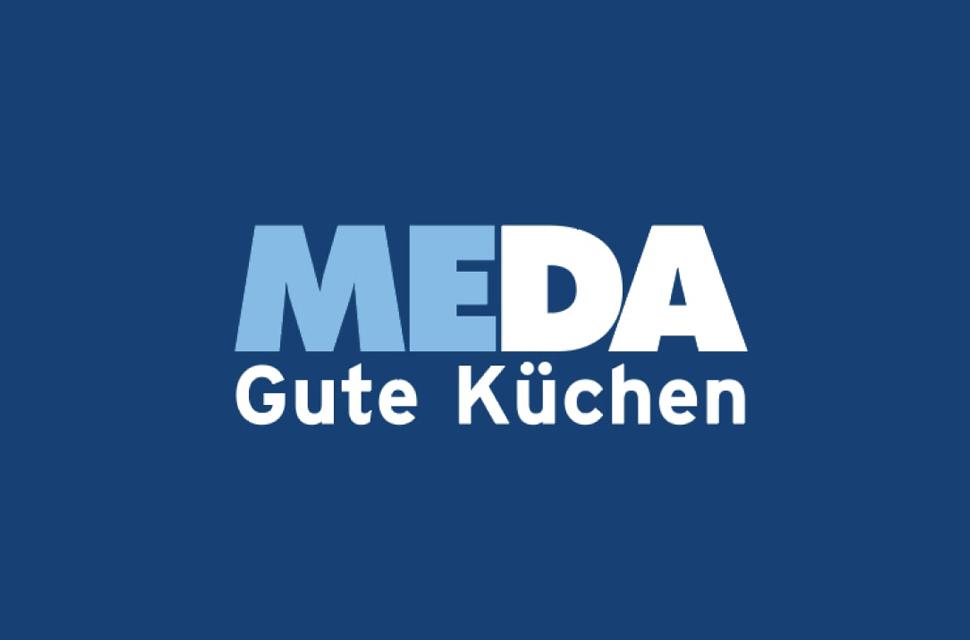 MEDA Gute Küchen Logo