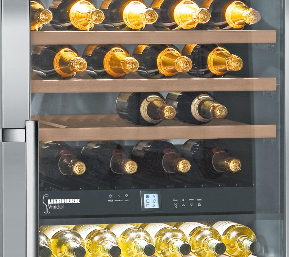 Liebherr Wein Kühler