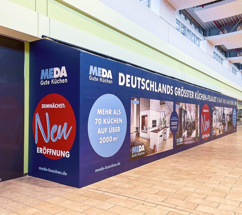 Magdeburg Ladenfront