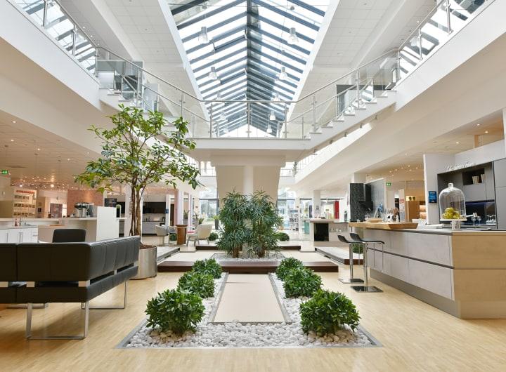 Ratingen Küchenstudio Erdgeschoss