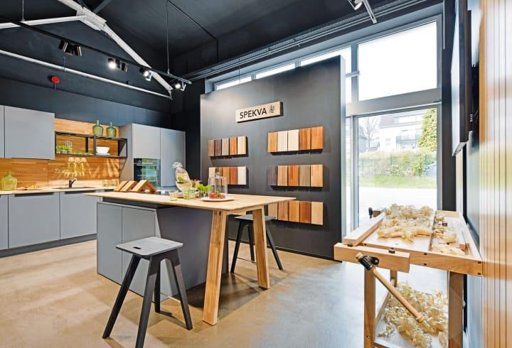 Spekva Markenstudio im Küchenfachmarkt Schwelm